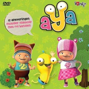 Afbeelding van Aya DVD