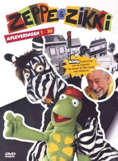 Afbeelding van DVD Zeppe & Zikki