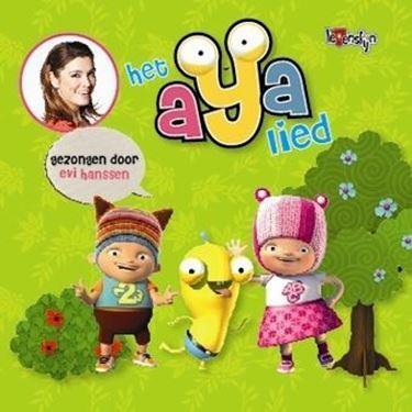 Afbeelding van Het Aya-lied (single CD)