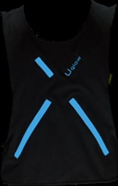 Afbeelding van X-Glow fluovestje (sport)