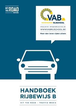 Afbeelding van Handboek theorie rijbewijs B