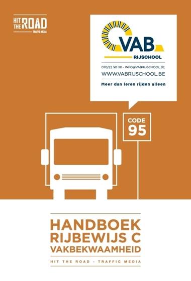 Afbeelding van Handboek vakbekwaamheid rijbewijs C