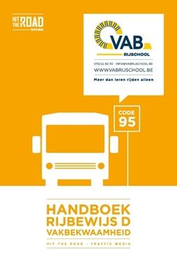 Afbeelding van Handboek vakbekwaamheid rijbewijs D