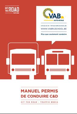 MANUEL PERMIS DE CONDUIRE C&D